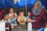 Coronavirus in Siria. Una bomboniera solidale per garantire kit igienici a una famiglia di sfollati