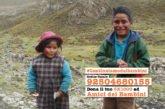 #Continuiamodaibambini anche in Bolivia. Dove la pandemia non ha fermato le attività di Ai.Bi.