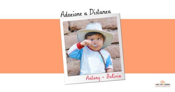 Antony dalla Bolivia