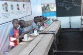 Congo. Vado molto volentieri a scuola, perché lì non solo si studia… ma soprattutto si mangia