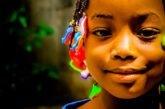 Congo. Ombeni... le scarpe per la prima volta a 12 anni