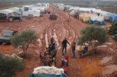Siria. L'inverno si avvicina...la neve e il COVID fuori dalla tenda: la storia di 150 famiglie