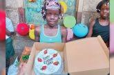 Kenya. Il compleanno di Grace… una festa per tutto il quartiere!