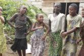 """Congo – """"Cantiamo e balliamo per dare il benvenuto ai nuovi bambini"""""""