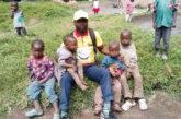 Congo, Goma. I campi sono occupati dai militari... quindi non si mangia!