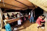 Siria: se la tenda di famiglia diventa anche... una scuola