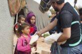 Progetto Bolzano. Anche fra le tende dei profughi si nasce: realizzati e distribuiti i kit specifici per l'igiene dei neonati