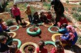 Idlib. Sono 260 mila i bambini privati della scuola: Ai.Bi. ne aiuta solamente 1500