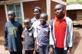 Kenya. Meshack e i suoi 3 fratelli tornano a casa dopo molti anni in un istituto