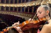 Aveva solo il 30% delle possibilità di sopravvivenza, ma le note del mio violino l'hanno salvata: ora Molly vive per la musica