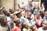 Elisa e Maurizio: giovani sposi in missione per i bambini abbandonati del Congo