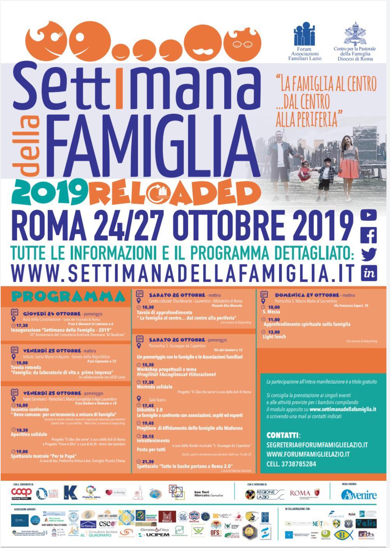 Roma: La Famiglia al centro…dal centro alla periferia