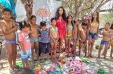 Brasile. Una festa dedicata ai bambini e tante attività con Ai.Bi.