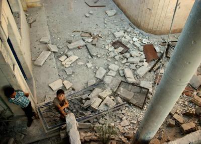 Bambini guerra siria 2