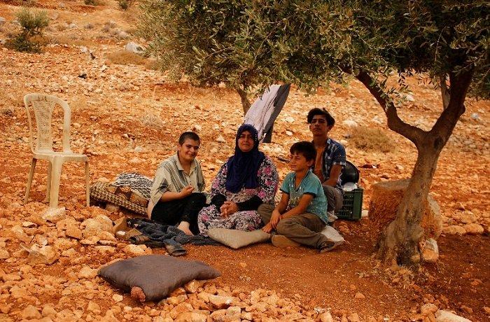 Sfollati siria