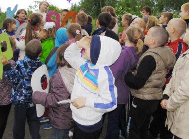 Ucraina. Ecco la Festa del Figlio 'AbraCadabra' dei bimbi degli istituti a Kiev