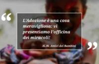 adozione, ieri sera l'evento milanese di Ai.Bi. 'L'adozione è una cosa meravigliosa'
