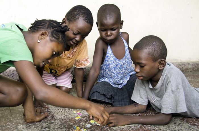 africainfamiglia, la Campagna di Ai.Bi. per l'adozione a distanza in Africa
