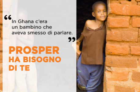 Prosper Giornata mondiale dell'Africa