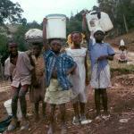 bambine+haiti per HOME