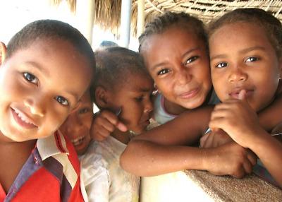 bambini colombia