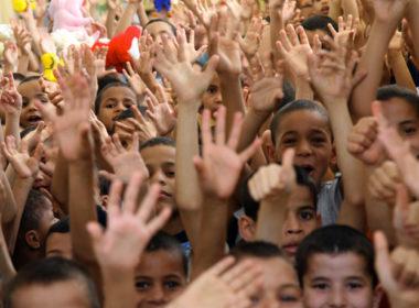 I bambini di 13 regioni del Marocco s'incontrano per i loro diritti