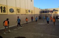 marocco. In tempo di Campionati Mondiali, come non fare una bella partita di calcio con i bambini del Sidi Bernoussi?