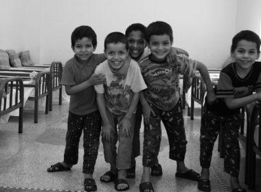 marocco. il coro di bambini sorprende l'uditorio