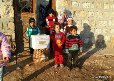 distribuzione ceste siria 2