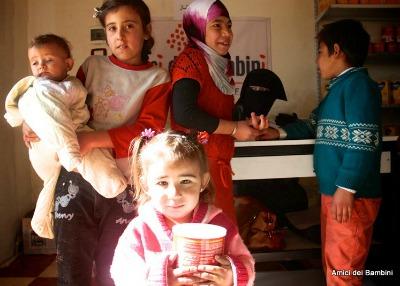 famiglia siriana