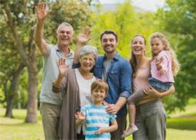 Genitori, figli e nonni  così la vacanza può  guarire  la famiglia ... 905a79ff8f