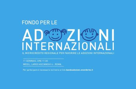 adozionie internazionale lazio