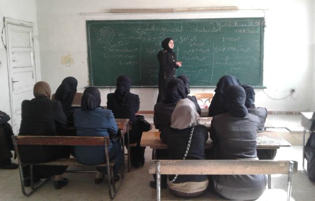 formazione genitori siria