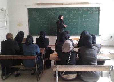 formazione per genitori siria