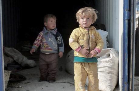 siria, oltre il 50% di bambini morti in più nel 2017 rispetto all'anno prima