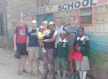 Incontri giunti a Nairobi