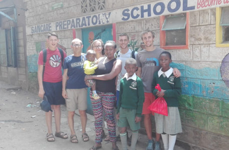 Servizi di incontri a Nairobi