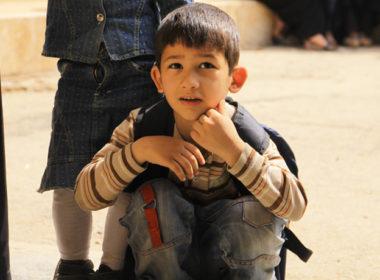 siria. gli sfollati guardano a casa