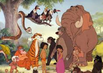 libro della giungla