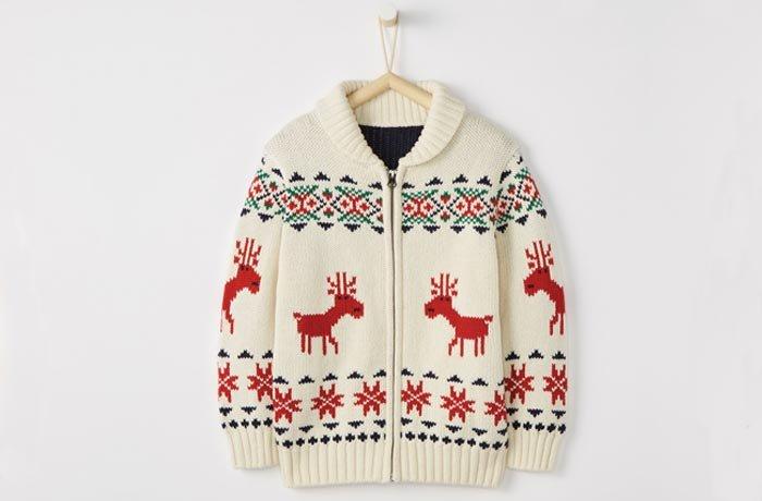 half off 1fb42 5ce95 Il solito maglione con le renne? Meglio un Natale solidale ...