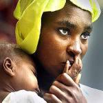 mamma+bimbo+Haiti