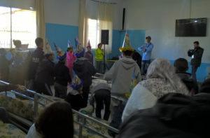 Giornata di giochi e animazione per gli ospiti del Centro in Marocco