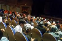 Marocco. I bambini del Centro Akkari si sono esibiti sul palco per la festa di fine anno!