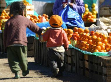bolivia, la storia del piccolo Mateo, salvato dal sostegno a distanza e ora adottato