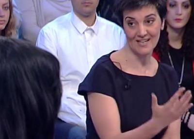 """TV2000: Marzia Masiello di Ai.Bi. Amici dei Bambini ospite della trasmissione """"Siamo Noi"""""""