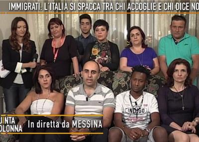 Quinta Colonna – le famiglie accoglienti di Messina
