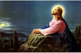 Verso il Venerdì Santo: La battaglia del Getsemani